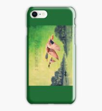 I HUNT DUCKS iPhone Case/Skin