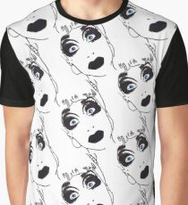 Bianca Del Rio - RuPauls Drag Race Outline Graphic T-Shirt