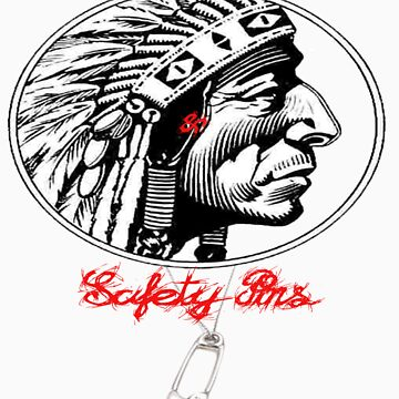 Redskins & Safetypins by NickSacco