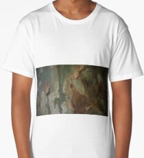 The Tree Bark Collection # 25 - The Magic Tree Long T-Shirt