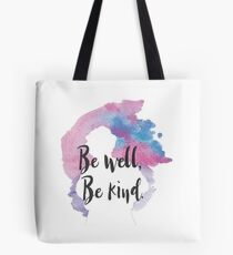 Bob Morley - Be Well, Be Kind (Charity Project) Tote Bag