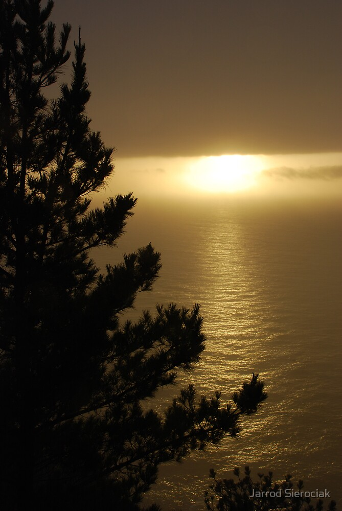 Big Sur Sunset by katsie78