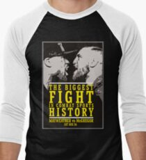 McGregor vs Mayweather Biggest Fight T-Shirt