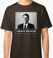 Crack Dealer Classic T-Shirt