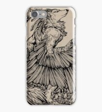 The Winged Fox iPhone Case/Skin