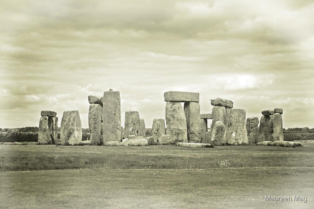 Stonehenge by Maureen May