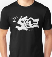 Smash White Supremacy Unisex T-Shirt