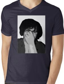 The Recliner Cast Maisey!  Mens V-Neck T-Shirt