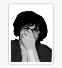 The Recliner Cast Maisey!  Sticker