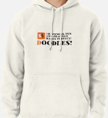 Stayf Draws T-shirt Pullover Hoodie