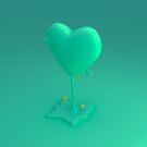 Heart by nickjaykdesign
