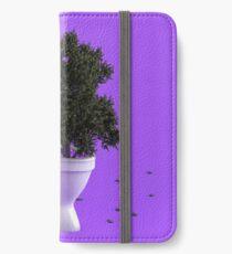 Toilet Tree iPhone Wallet/Case/Skin