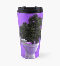 Toilet Tree Travel Mug