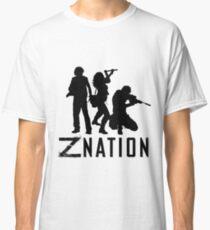 Z Nation Trio Classic T-Shirt
