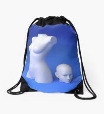 Materialistic Drawstring Bag
