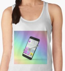 Wrapped Up Women's Tank Top