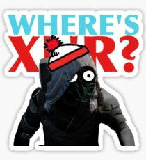Where's Xur? Sticker