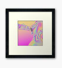Yak Framed Print