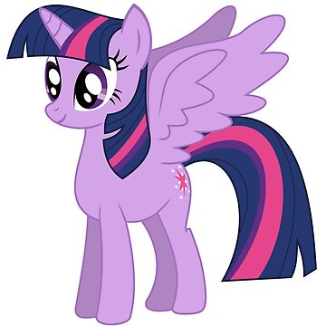 Twilight Sparkle Alicorn LEFT ada by MacLeod
