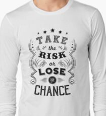 Life quote Typography 2 T-Shirt