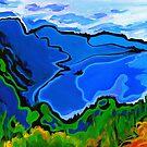 Intense Blue by ArtspaceTF