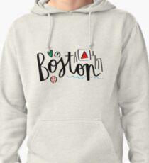 Boston Pullover Hoodie