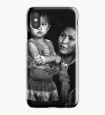 White Dao... iPhone Case/Skin