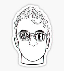 3D Ryan Sticker