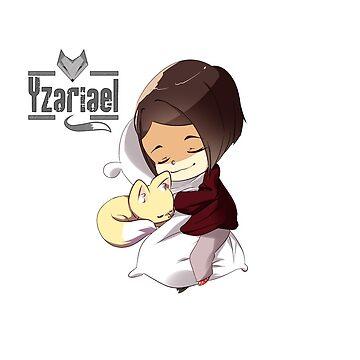 Foxy dreams by Yzariael