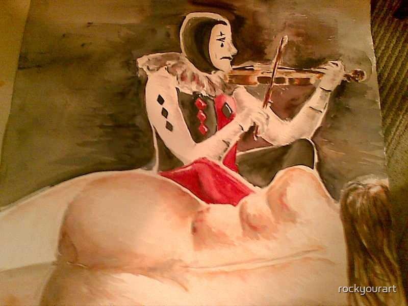Dream piece. by rockyourart