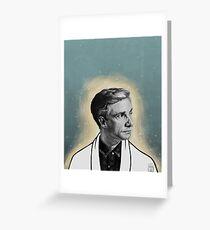 Conductor of Light - John Watson Greeting Card