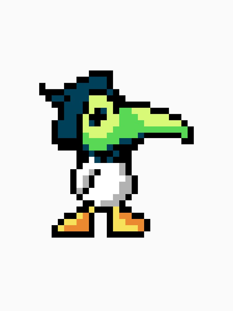 Duck Game Plague Knight by disambiguity