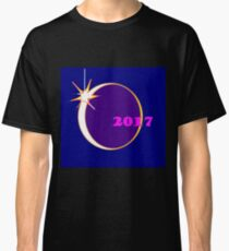 An Eclipse of the Sun in 2017 Event Classic T-Shirt