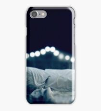 Unmade Bed iPhone Case/Skin