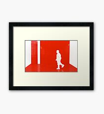 Maintaining Normality Framed Print