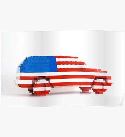 American SUV Poster