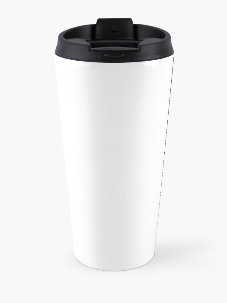 Alternate view of Dallas Coffee Shops Travel Mug