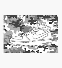 Air Force 1 Photographic Print