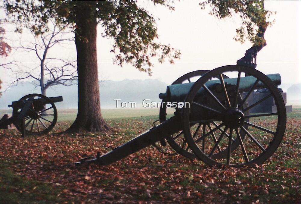 Hardware at Gettysburg by Tom  Garrason