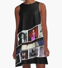 The Ultimate Collection of Classic Movies A-Line Dress