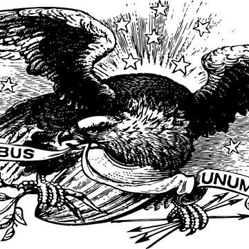 águila de la vendimia de Trinity98