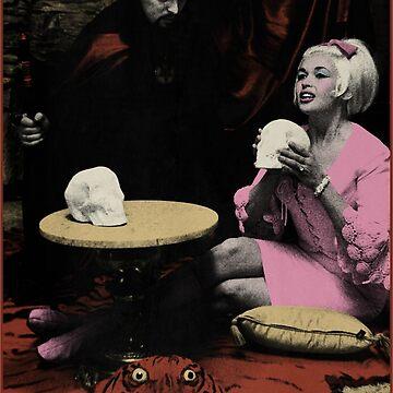 Anton LaVey & Jayne Mansfield by MondoDellamorto