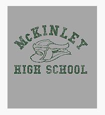 McKINLEY HIGH SCHOOL (Freaks and Geeks) Photographic Print