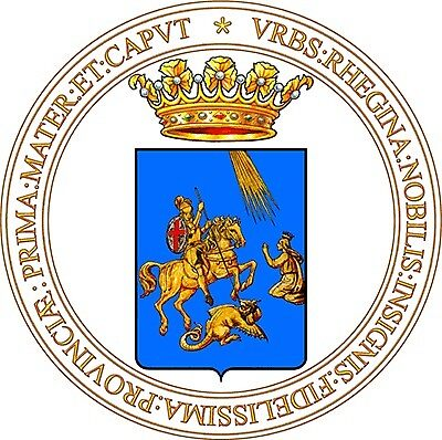 Reggio Calabria Coat of Arms, Italy by Tonbbo