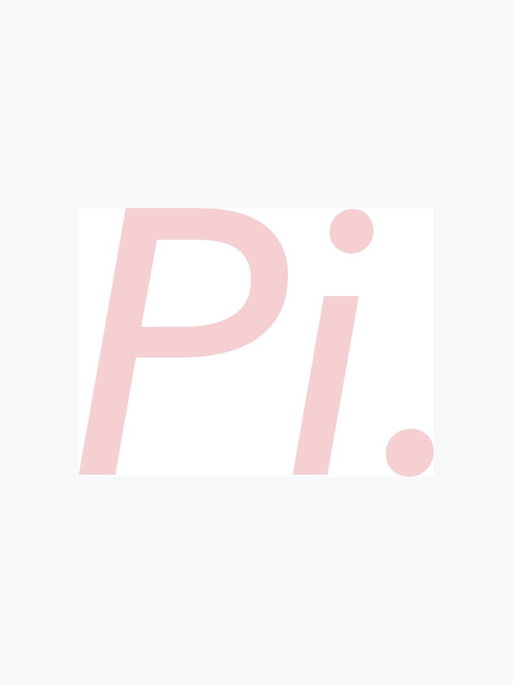 Pi. by millenialthink