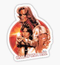 once upon a time 2 Sticker
