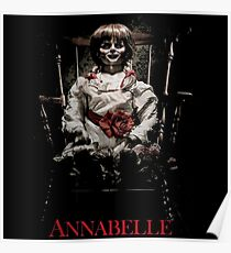 Annabelle the Haunted Doll Poster
