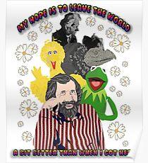Jim Henson Muppets Poster