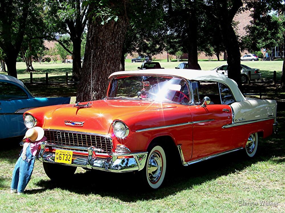 1955 Chevrolet Bel-Air by Glenna Walker