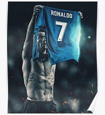 Ronaldo - Remember Me Poster